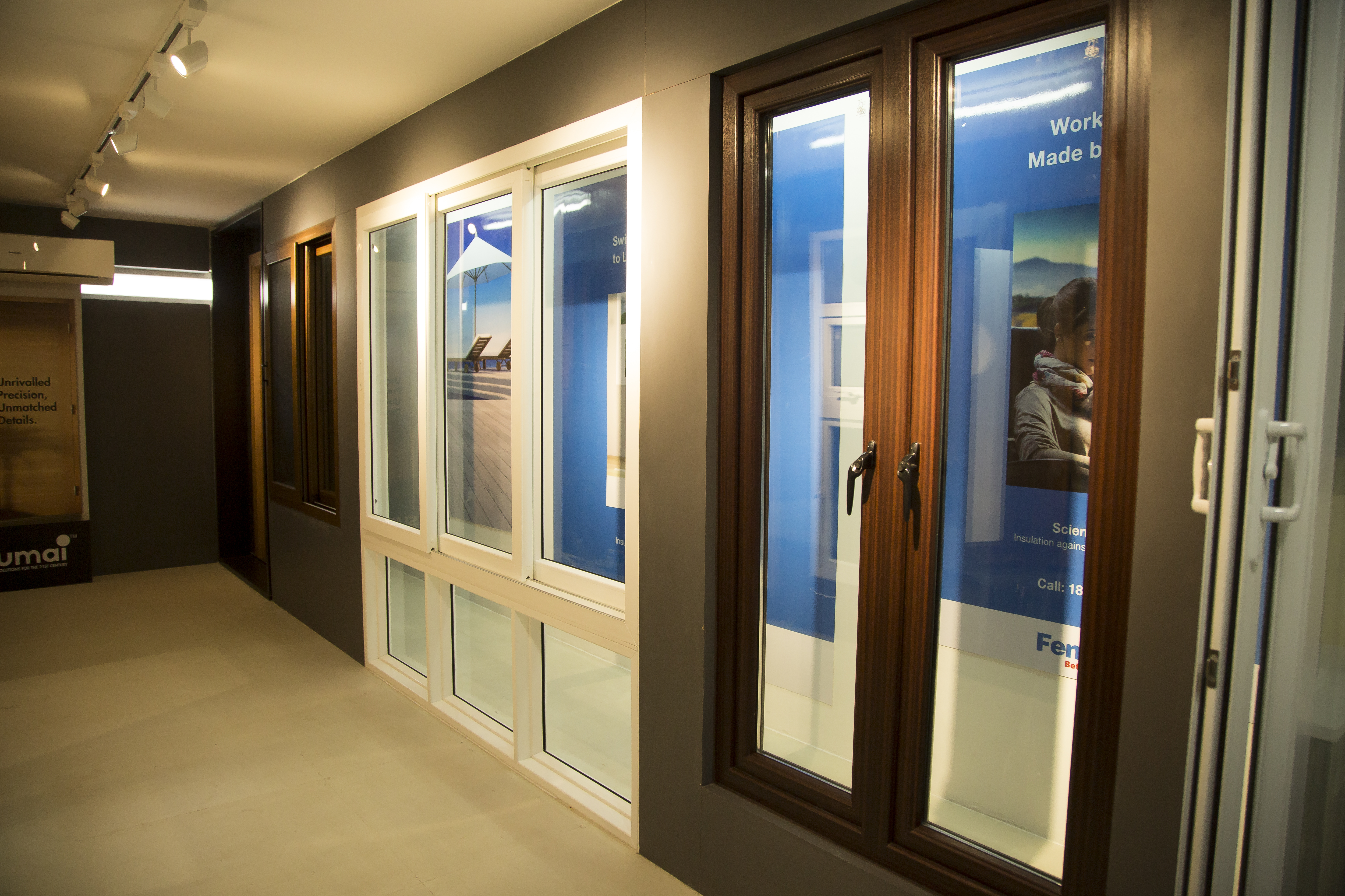 Fenesta upvc doors windows glass flooring - 449a9562